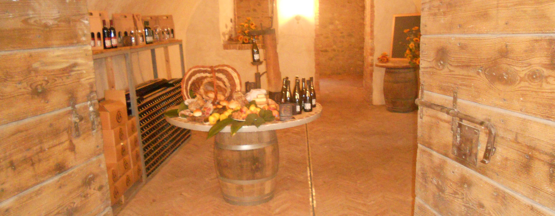 Cantina Antica Volta Ambrosini<br> Expo 2015