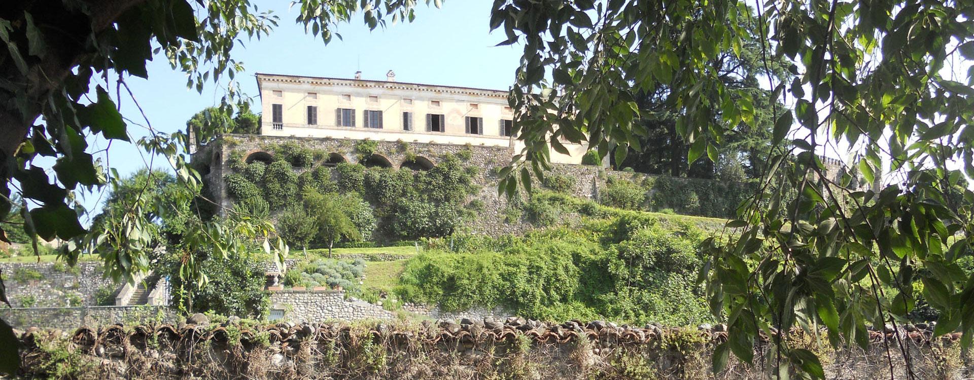 Il castello di Bornato e palazzo Orlando<br> Expo 2015