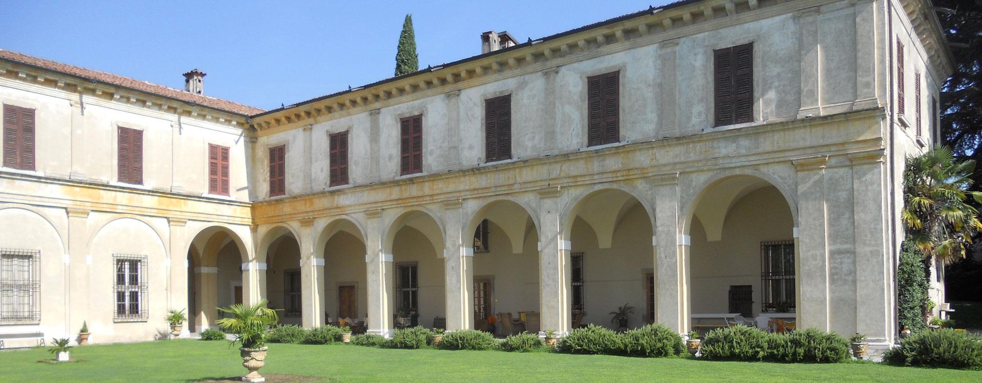 Palazzo Secco D'Aragona<br> Expo 2015