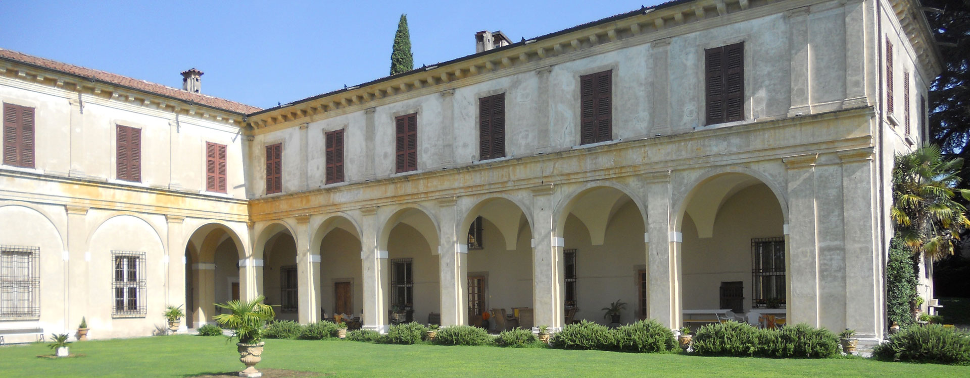 Palazzo Secco D&apos;Aragona<br> Expo 2015
