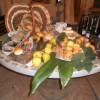 cantina Ambrosini - buffet di degustazione