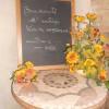 cantina Ambrosini - tavolo per degustazione