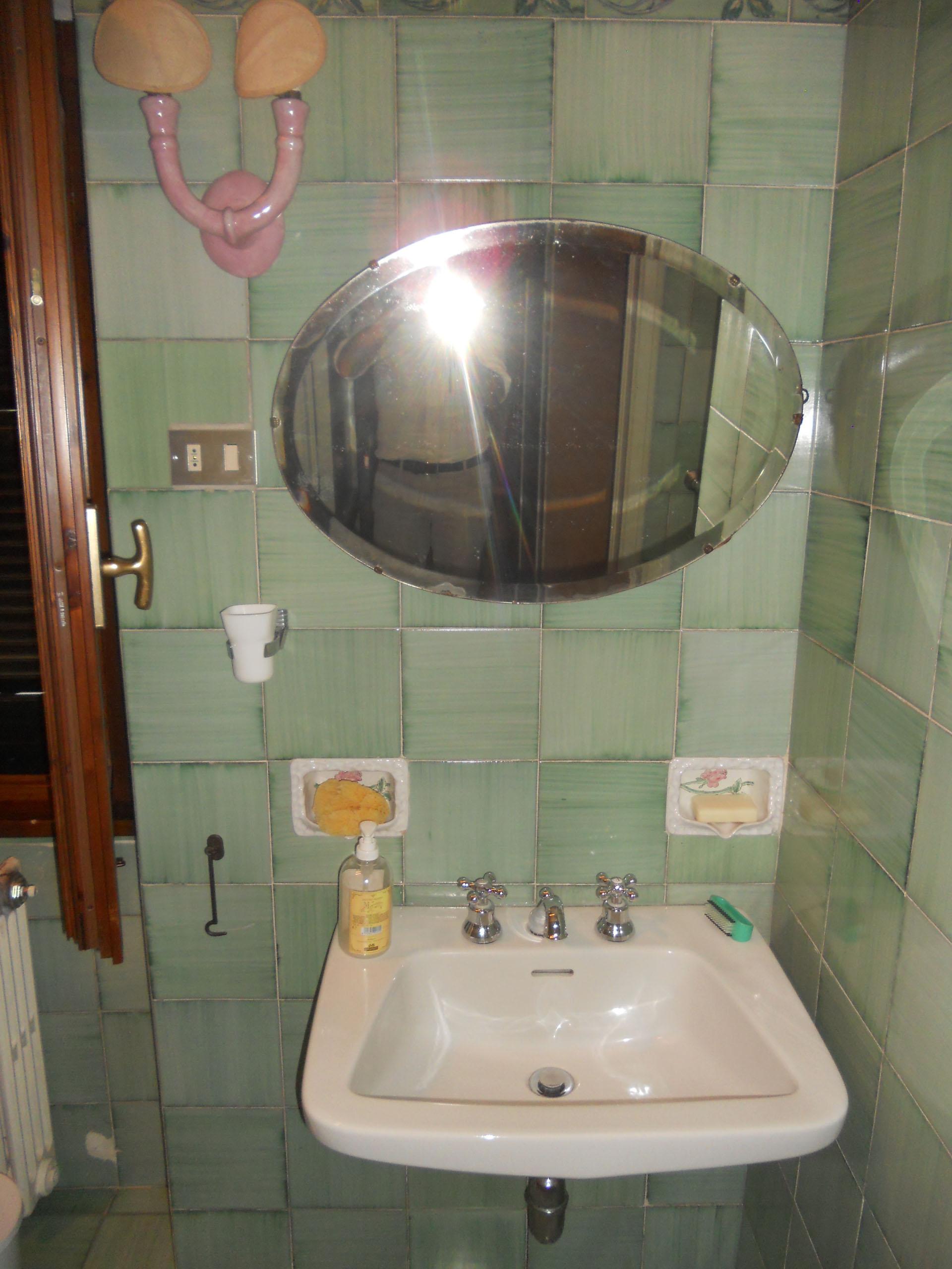 <p>il bagno verde</p>