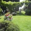 casa Crespi ai tigli - particolari del giardino