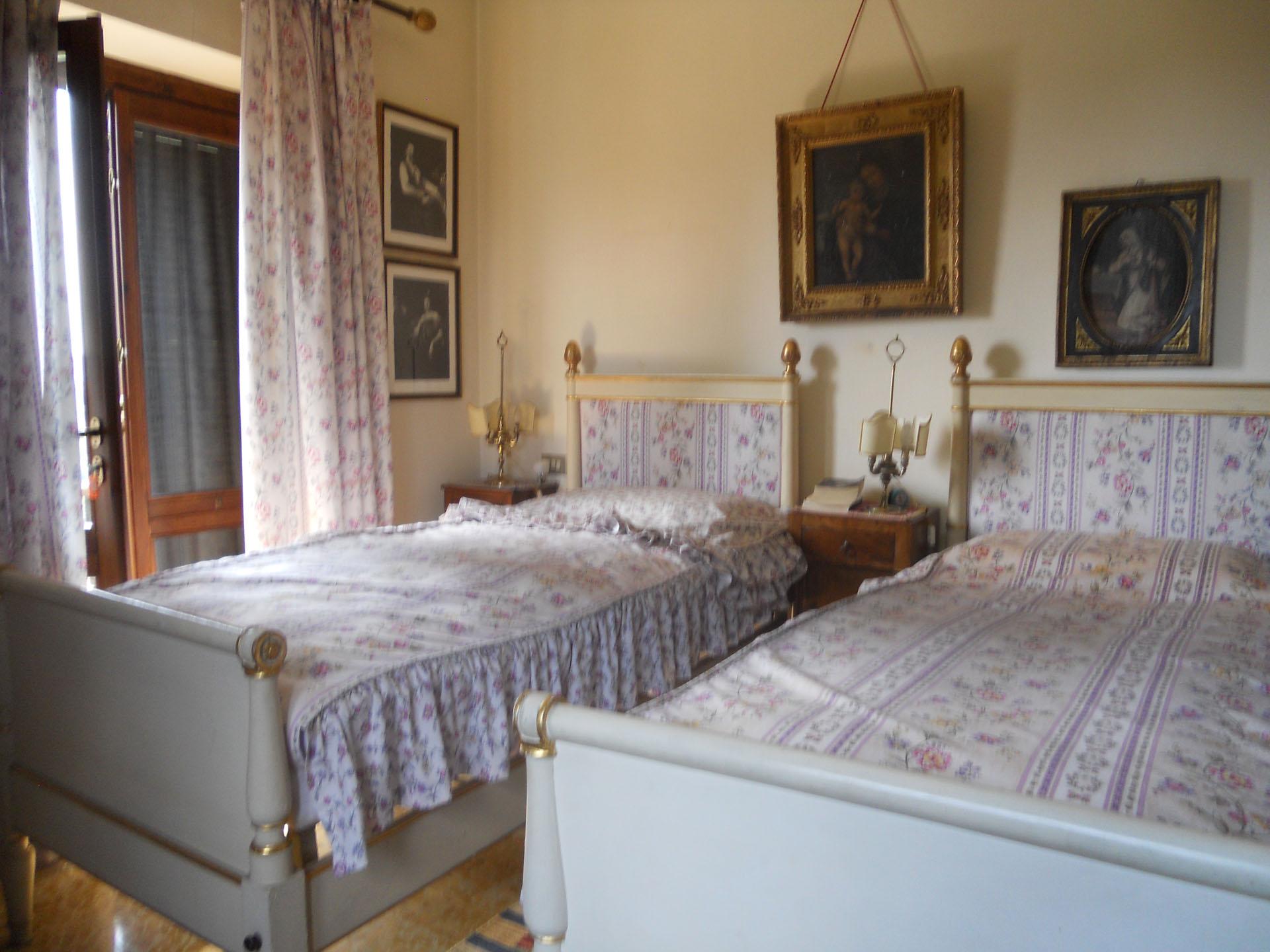 <p>una delle camere doppie</p>