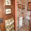 casa Orlando-Zingales - il bagno della camera grande