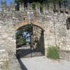 castello di Bornato - al palazzo