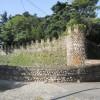 castello di Bornato - i bastioni