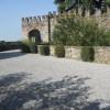 castello di Bornato - il secondo accesso al castello