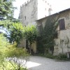 castello di Bornato - la torre interna