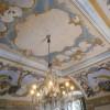 castello di Bornato - particolari dei decori