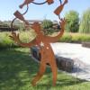 Giardino delle erbe danzanti - Scultura