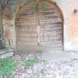 villa Cantoni Marca Di Rosa - il vecchio portone