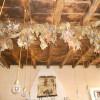 villa Cantoni Marca Di Rosa - particolari della clubhouse