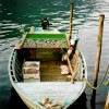 Montisola - barca tipica locale