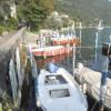 Montisola - barche all'ormeggio