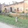 castello di Padernello - particolari di facciata sud