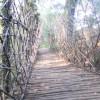 castello di Padernello - ponte dello scultore Mori