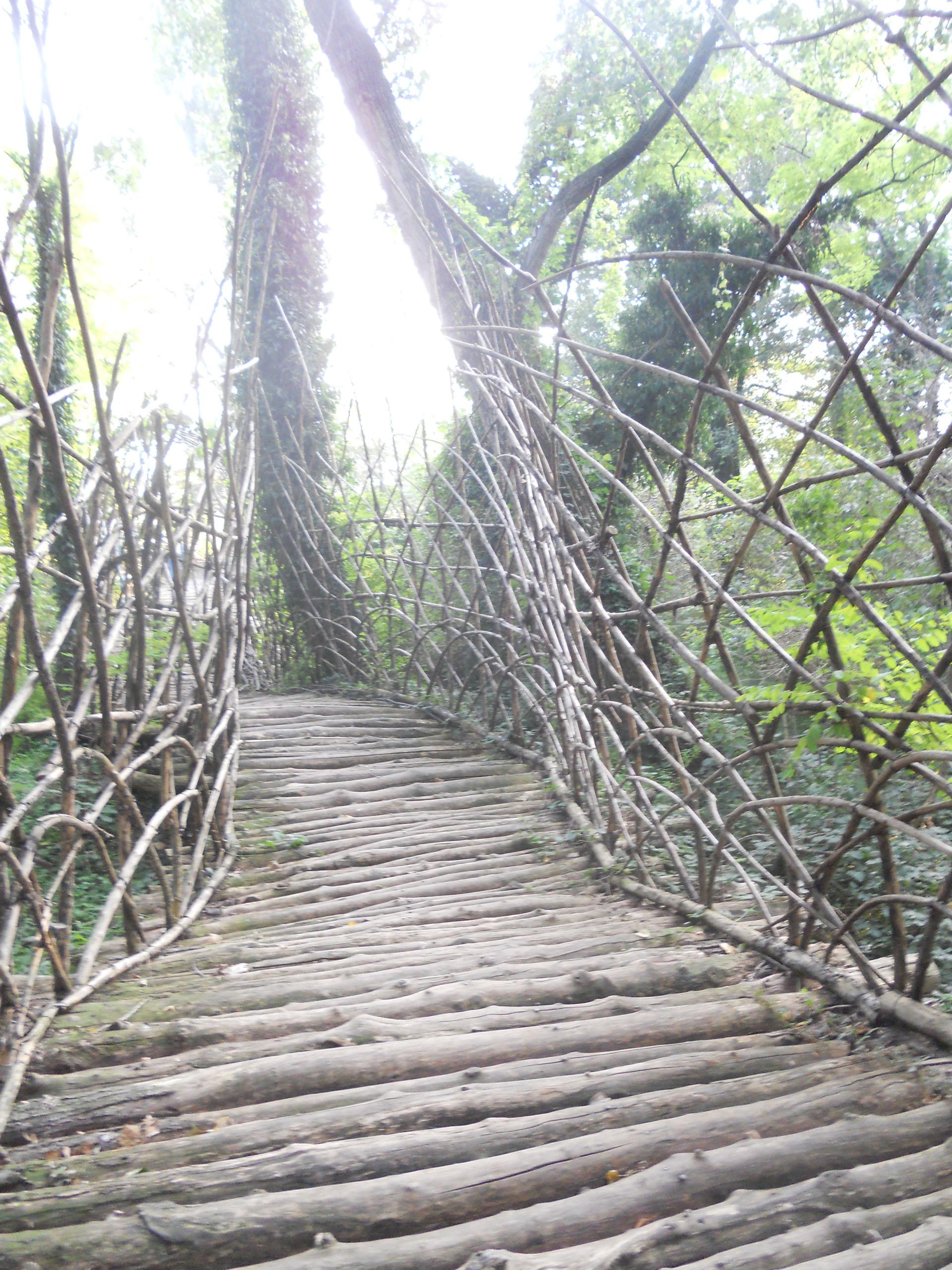 <p>ponte dello scultore Mori</p>