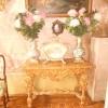 palazzo Cantoni Marca Di Rosa - particolare del salotto