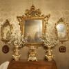 palazzo Cantoni Marca Di Rosa - particolari di arredo