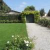 villa Guarneri - ingresso di strada