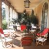 villa Guarneri - salotto rosso