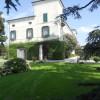villa Guarneri - il viale alla casa